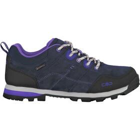 CMP Campagnolo Alcor WP Chaussures de trekking basses Femme, black blue